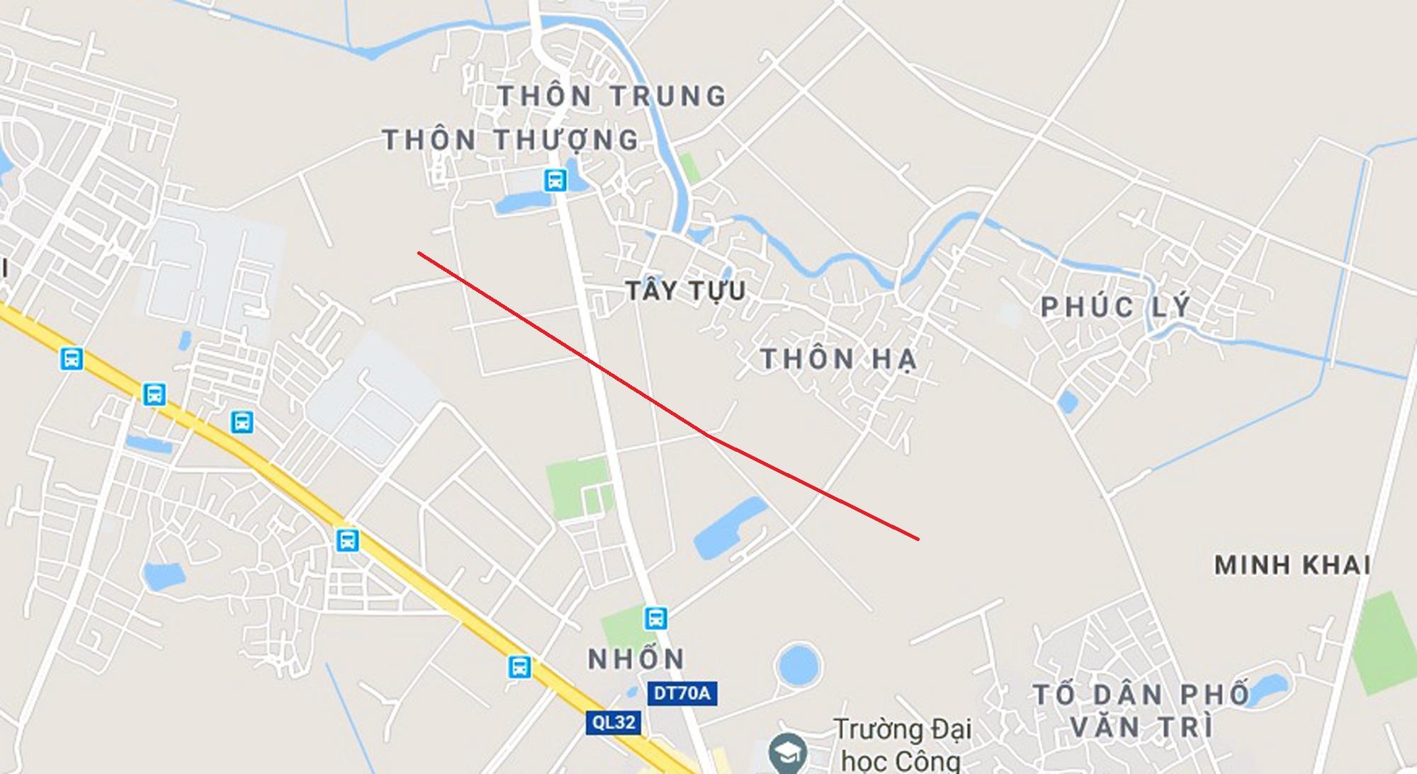 4 đường sẽ mở theo qui hoạch ở phường Tây Tựu, Bắc Từ Liêm - Ảnh 17.