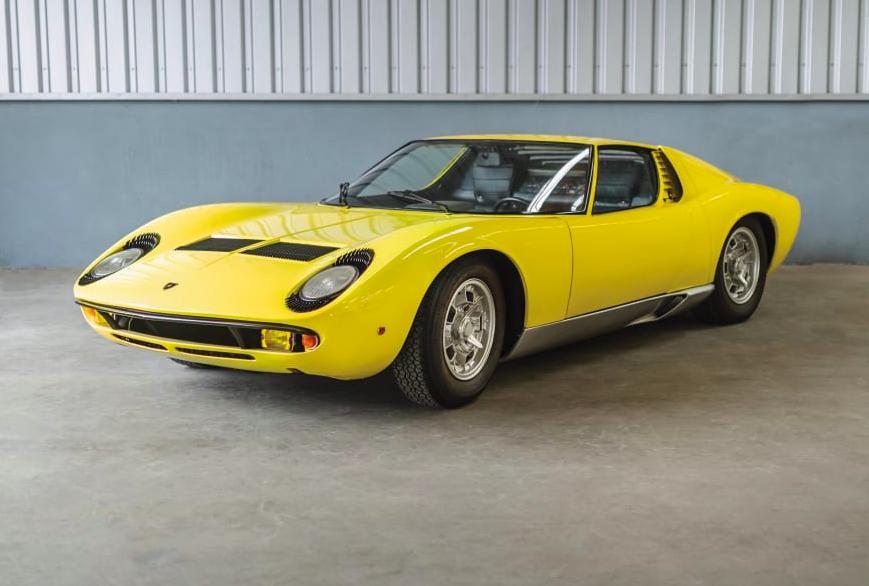 Chiêm ngưỡng 8 chiếc Lamborghini cực hiếm vừa được bán với giá 2 triệu USD - Ảnh 2.