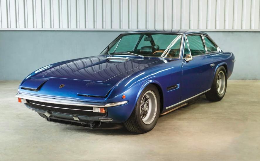 Chiêm ngưỡng 8 chiếc Lamborghini cực hiếm vừa được bán với giá 2 triệu USD - Ảnh 3.