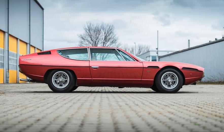 Chiêm ngưỡng 8 chiếc Lamborghini cực hiếm vừa được bán với giá 2 triệu USD - Ảnh 4.
