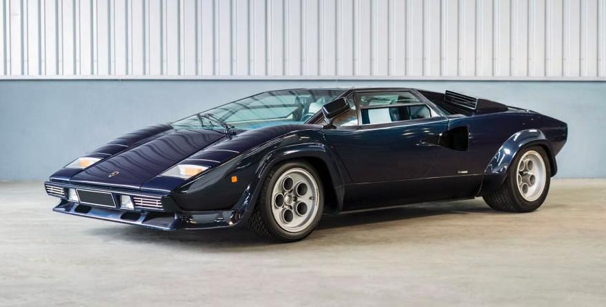 Chiêm ngưỡng 8 chiếc Lamborghini cực hiếm vừa được bán với giá 2 triệu USD - Ảnh 7.