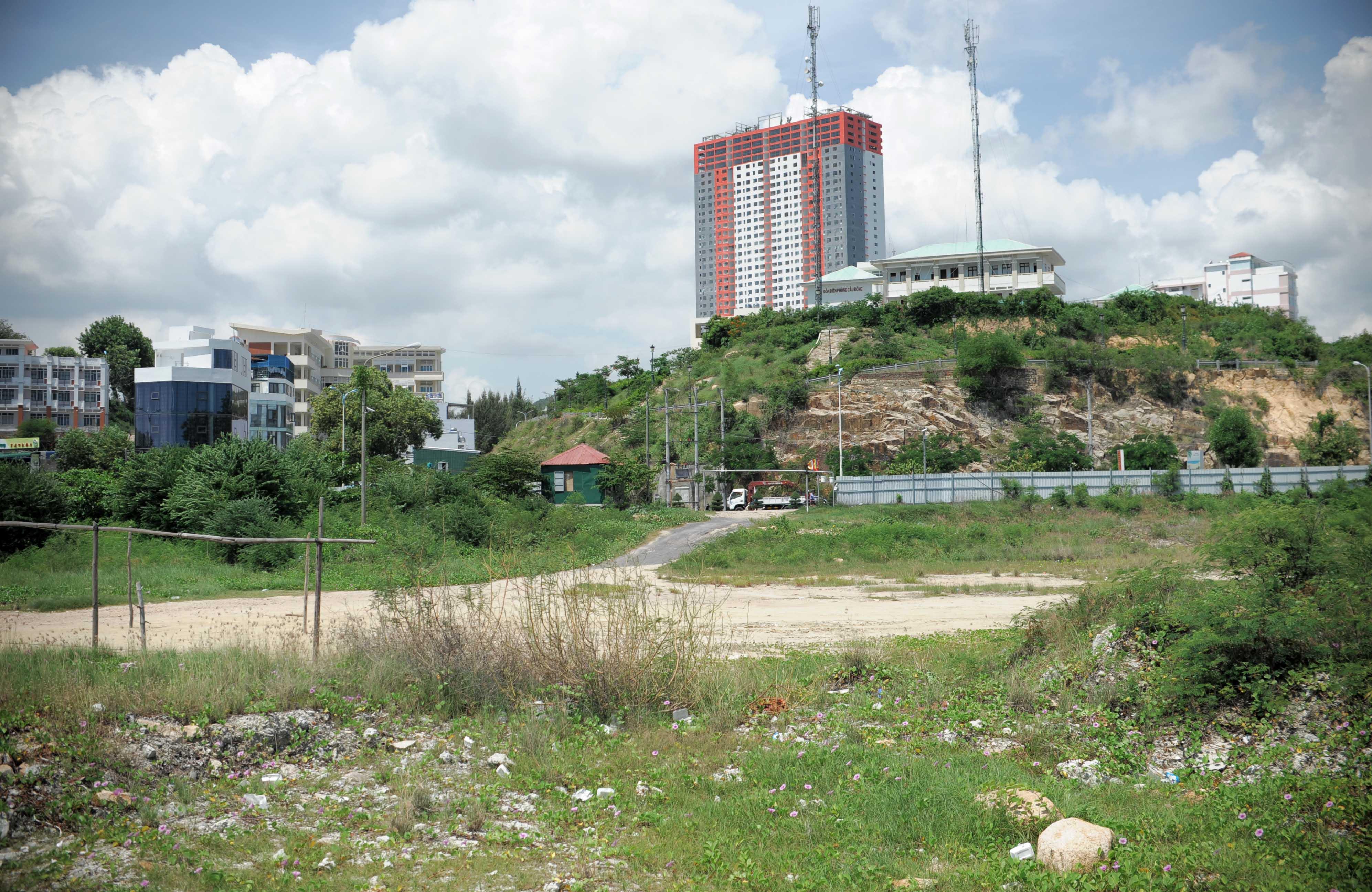 Dự án 33 triệu đô Nha Trang Sao bị thu hồi làm công viên - Ảnh 2.