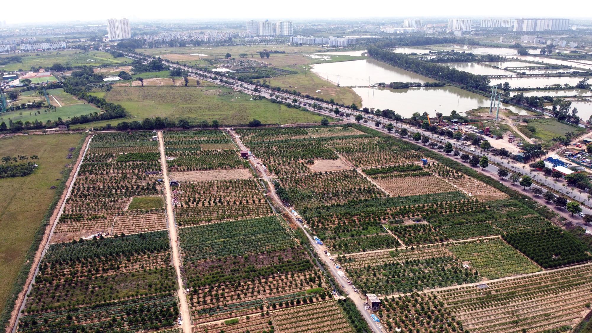 Những mảnh đất sẽ được đào hồ lớn ở quận Hà Đông - Ảnh 4.