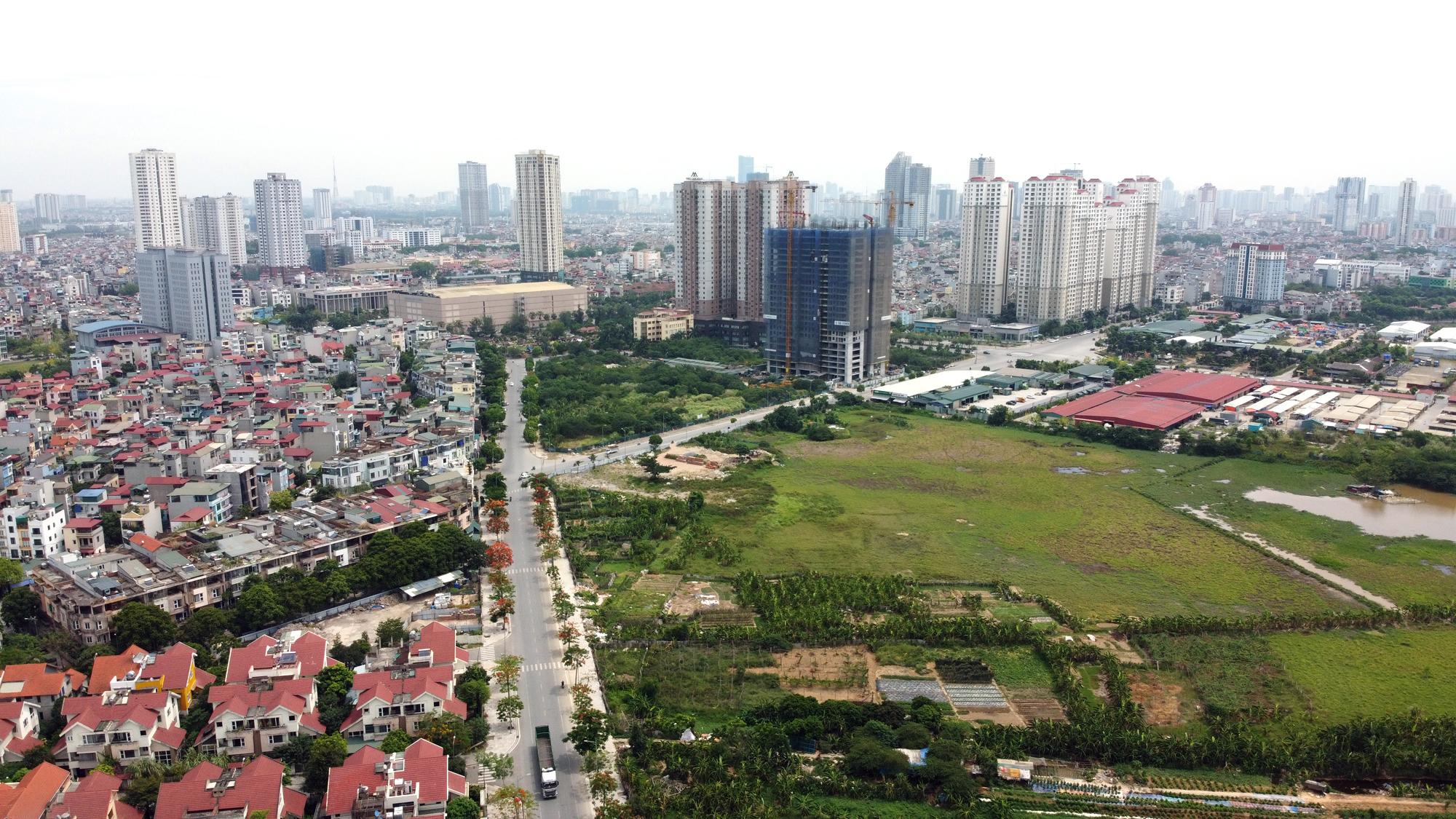Những mảnh đất sẽ được đào hồ lớn ở quận Hà Đông - Ảnh 5.