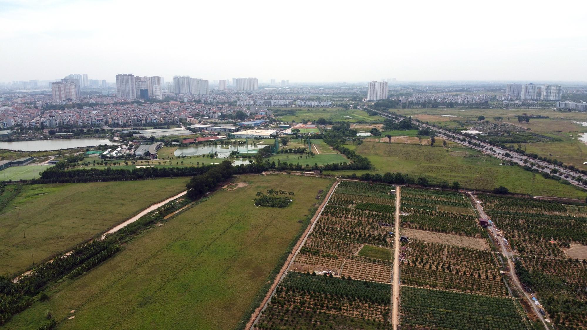 Những mảnh đất sẽ được đào hồ lớn ở quận Hà Đông - Ảnh 6.