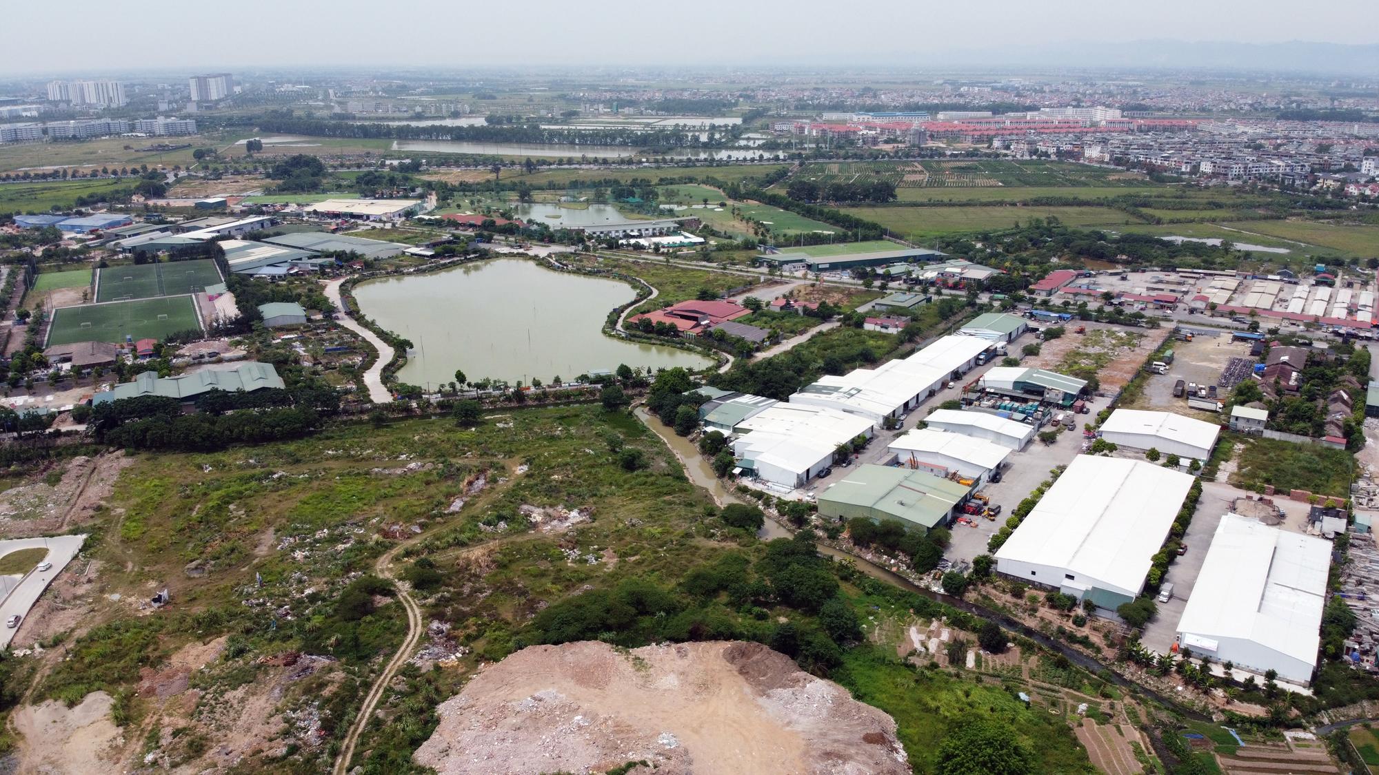 Những mảnh đất sẽ được đào hồ lớn ở quận Hà Đông - Ảnh 8.