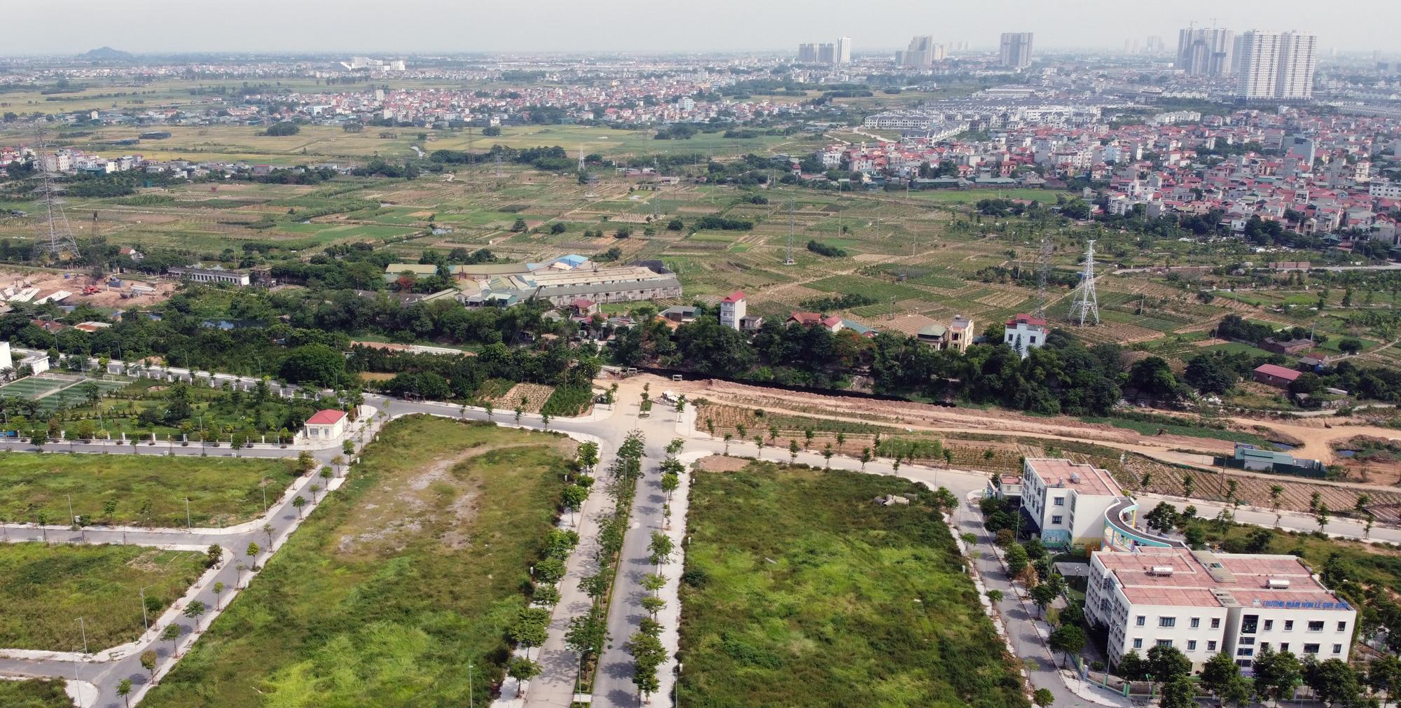 Những mảnh đất sẽ được đào hồ lớn ở quận Hà Đông - Ảnh 10.