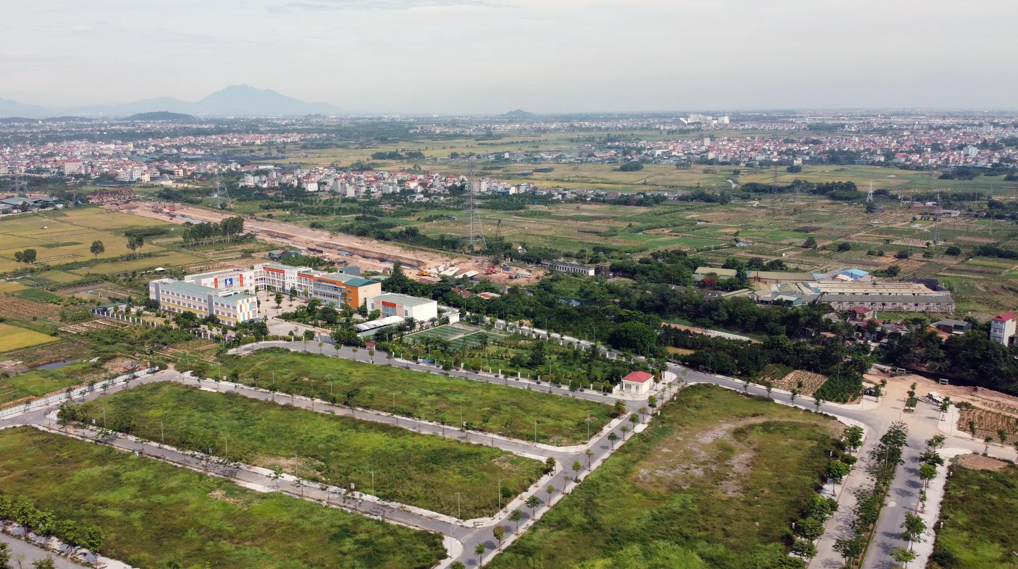 Những mảnh đất sẽ được đào hồ lớn ở quận Hà Đông - Ảnh 11.