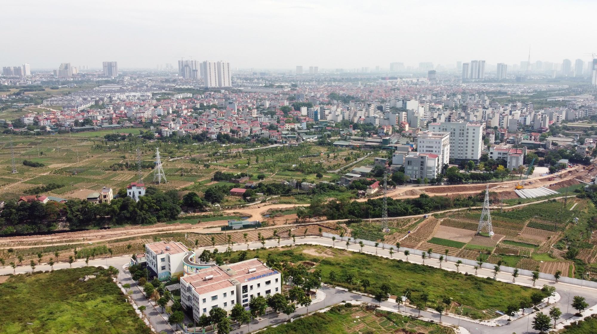 Những mảnh đất sẽ được đào hồ lớn ở quận Hà Đông - Ảnh 12.