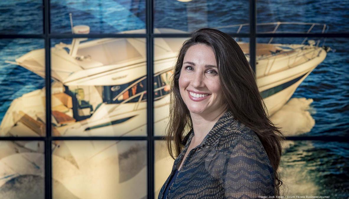 Nền tảng kết nối du thuyền lớn nhất Mỹ ra đời từ đam mê của một phụ nữ - Ảnh 1.