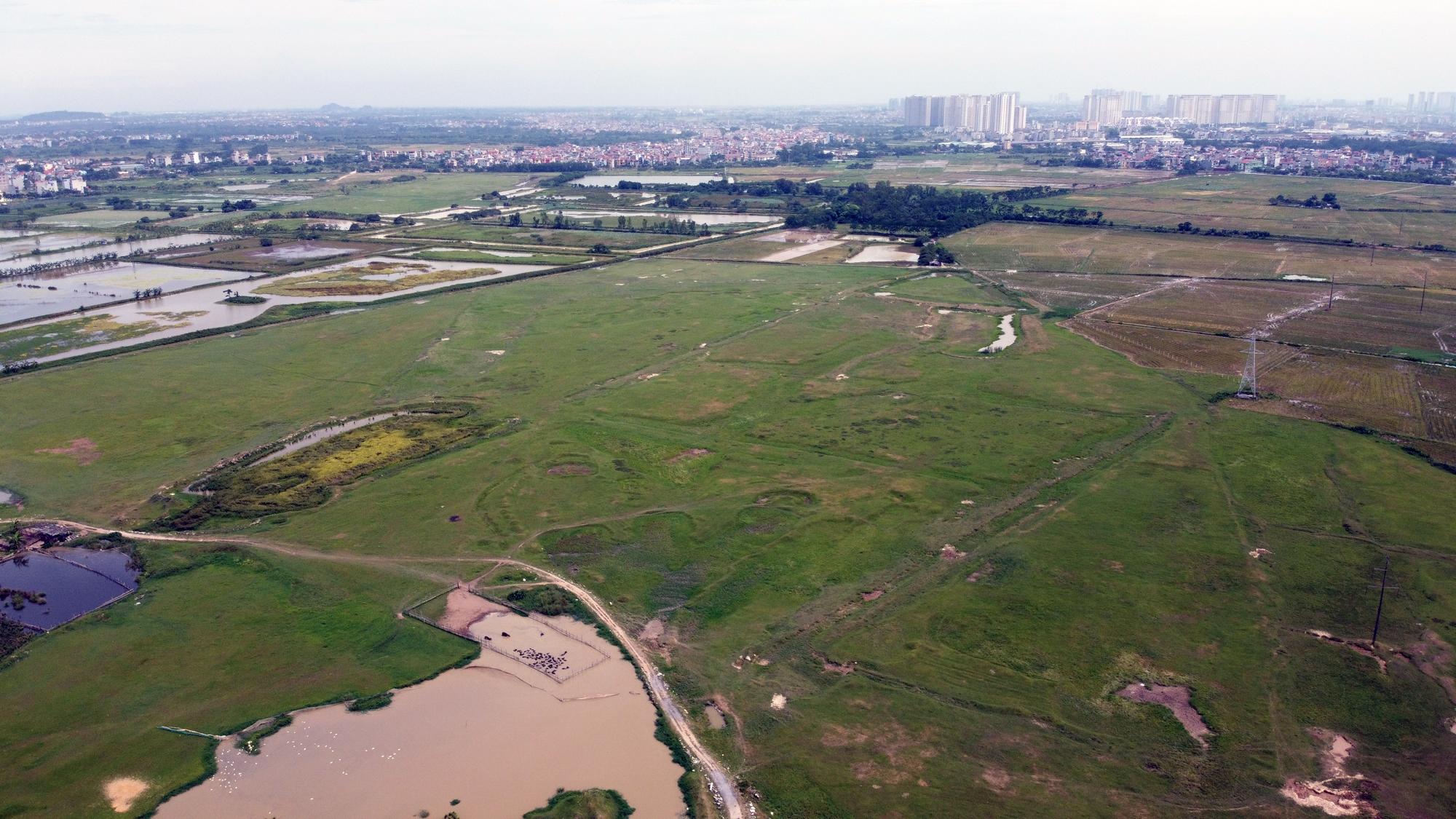 Những mảnh đất sẽ được đào hồ lớn ở quận Hà Đông - Ảnh 15.