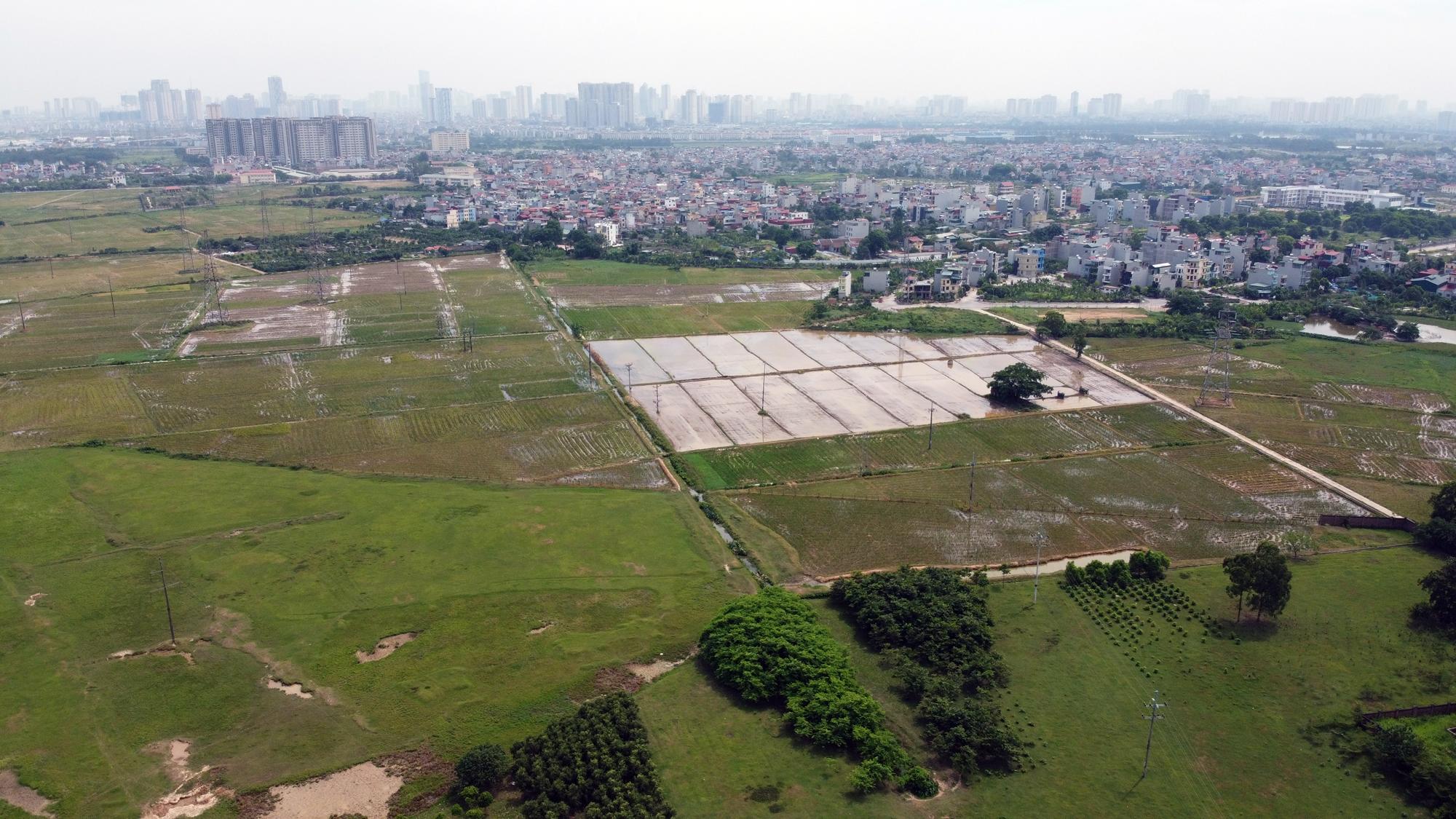 Những mảnh đất sẽ được đào hồ lớn ở quận Hà Đông - Ảnh 16.
