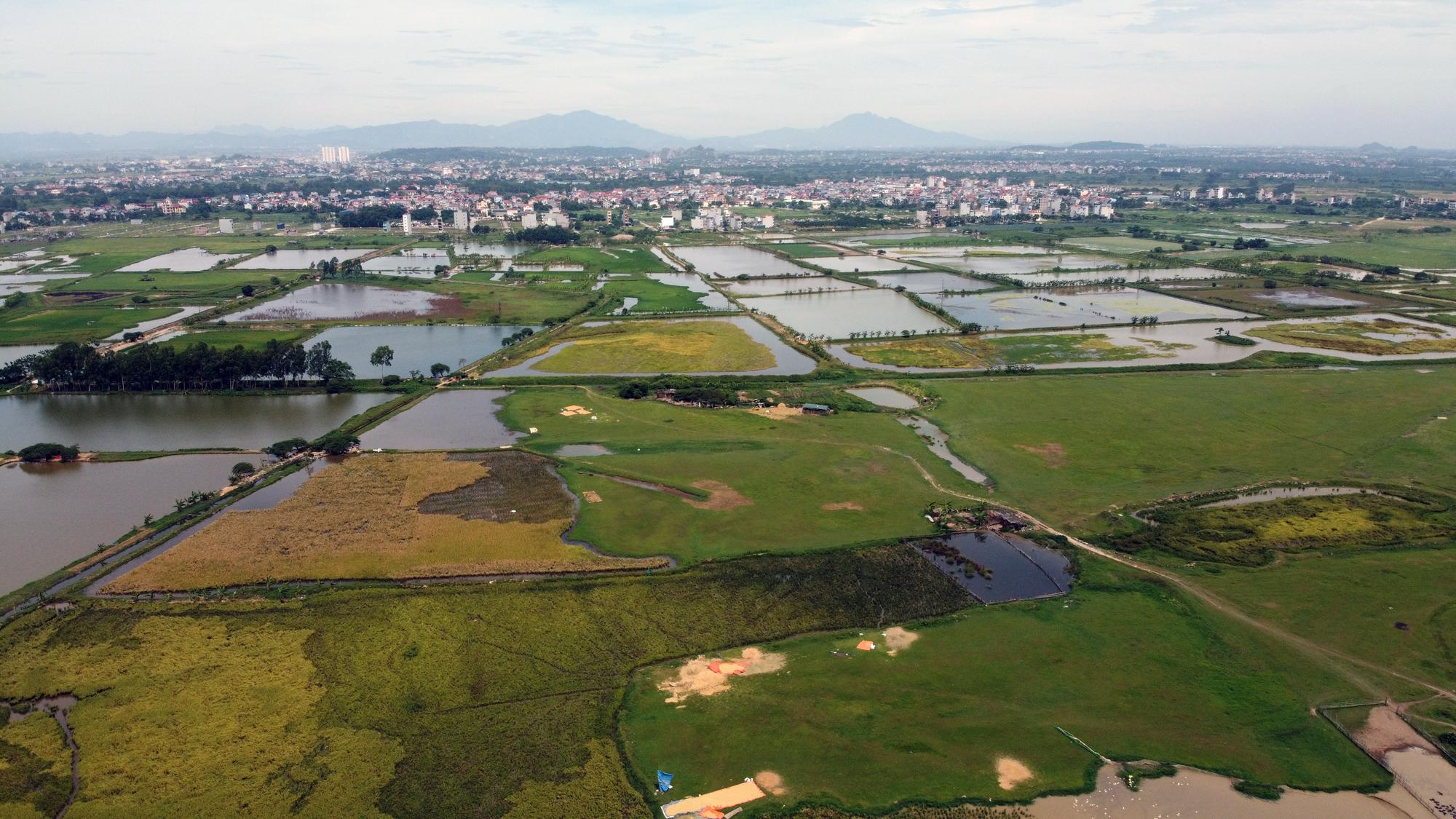 Những mảnh đất sẽ được đào hồ lớn ở quận Hà Đông - Ảnh 14.