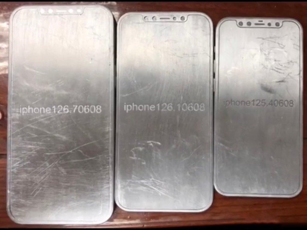 Rò rỉ khuôn mẫu iPhone 12 thiết kế cạnh phẳng, cụm camera không đổi - Ảnh 1.