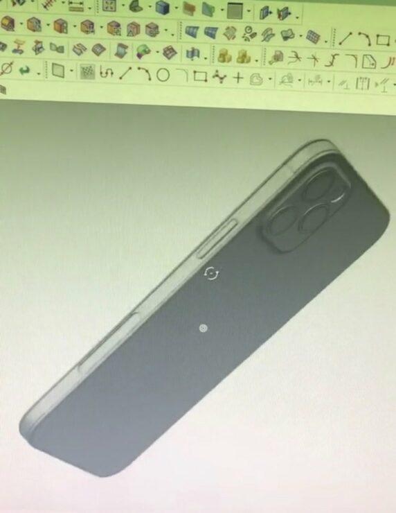 Rò rỉ khuôn mẫu iPhone 12 thiết kế cạnh phẳng, cụm camera không đổi - Ảnh 3.
