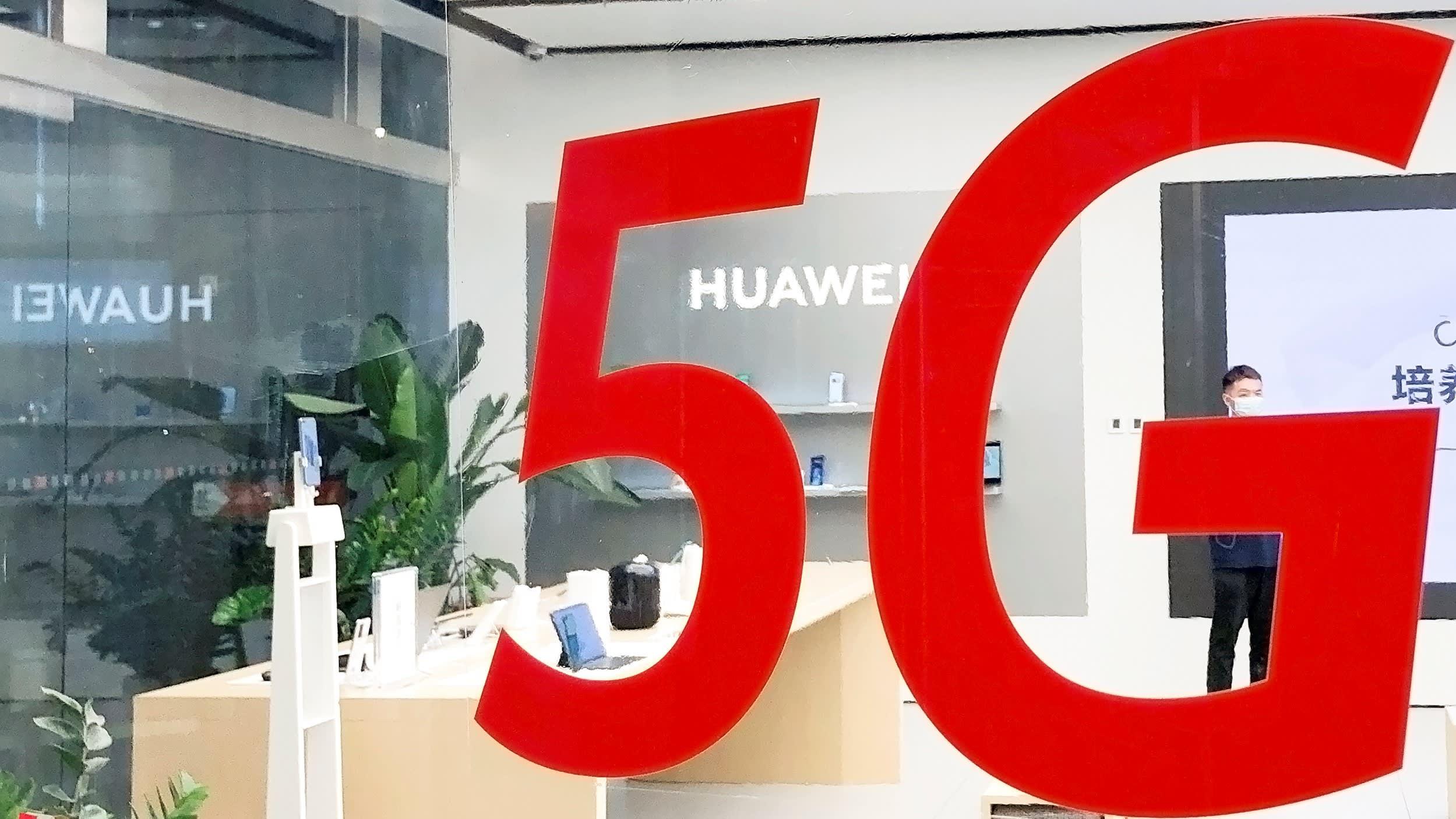 Mỹ cho phép công ty trong nước hợp tác với Huawei vì muốn lãnh đạo toàn cầu về 5G - Ảnh 1.