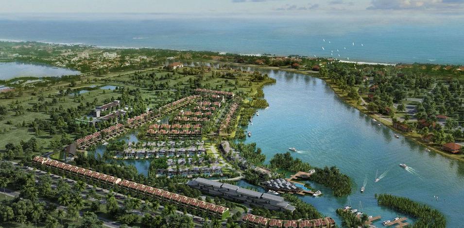 Quảng Nam công bố 8 dự án đất nền đủ điều kiện chuyển quyền sử dụng đất - Ảnh 1.