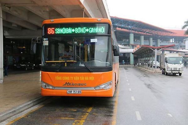 Lộ trình xe buýt 86 Hà Nội: Từ Ga Hà Nội đến Sân bay Nội Bài
