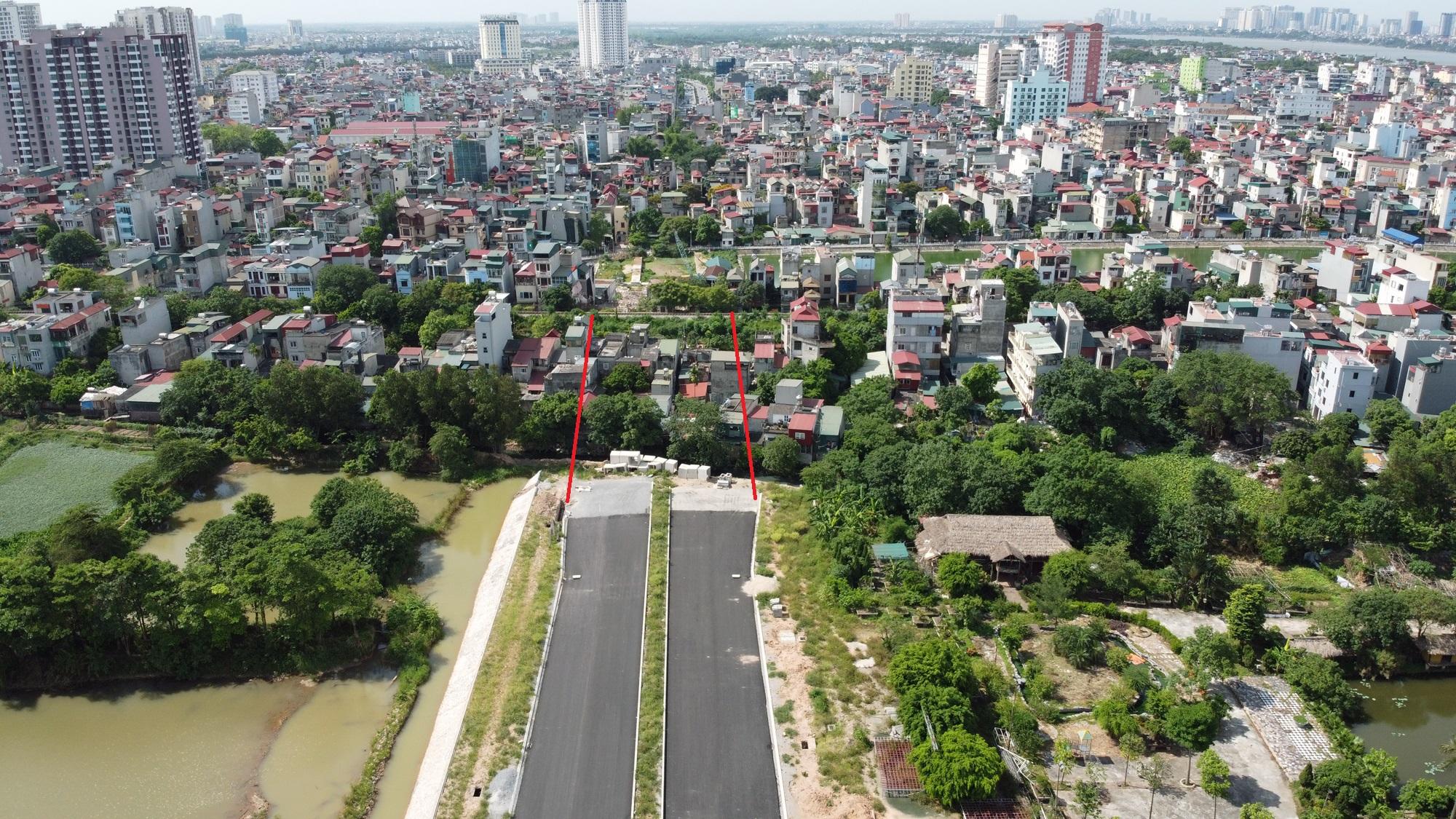 đường sẽ mở theo qui hoạch ở phường Ngọc Thụy, Long Biên, Hà Nội - Ảnh 9.