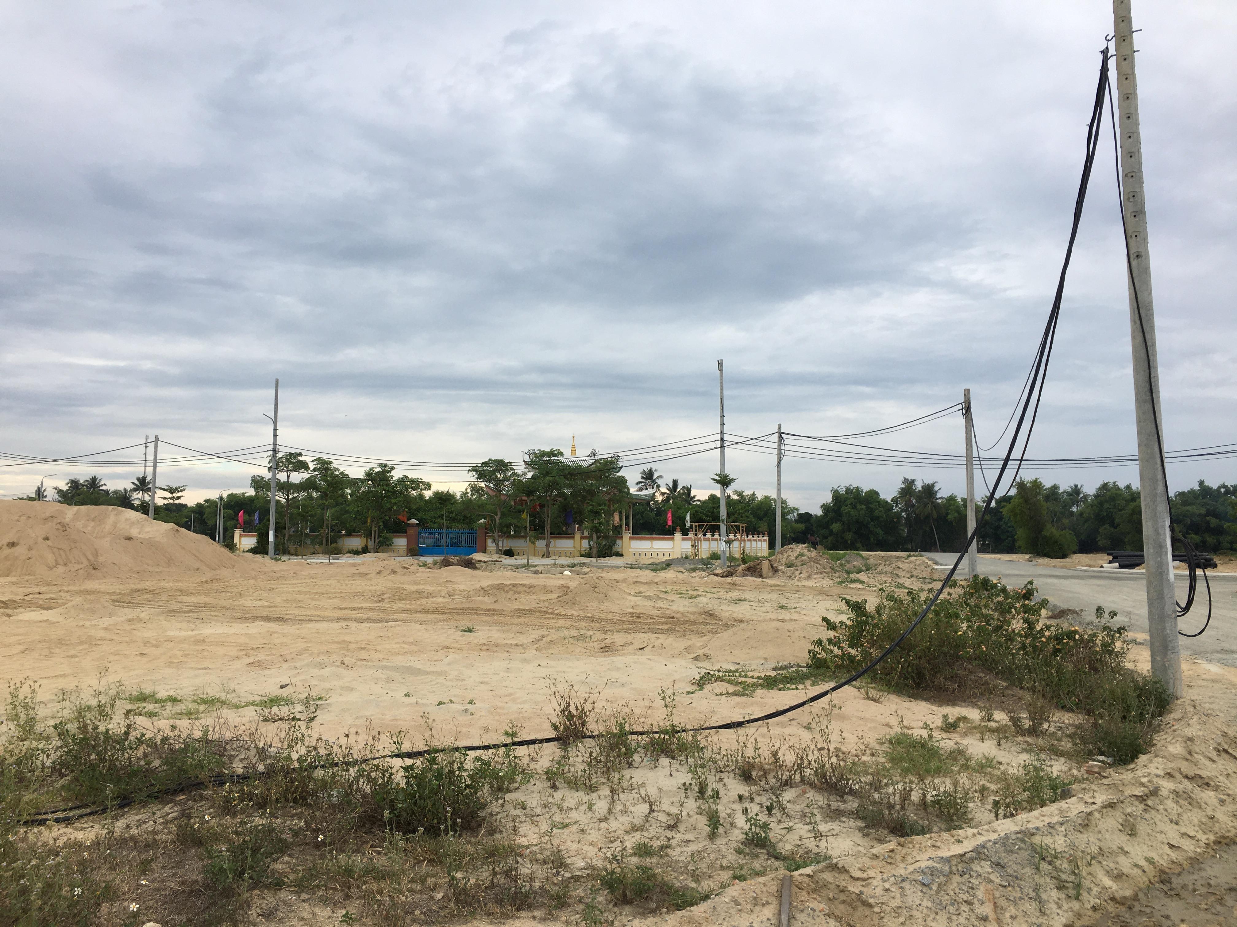 Quảng Nam: Dự án Rosa River Complex hạ tầng dang dở đã bán thu tiền cọc? - Ảnh 6.