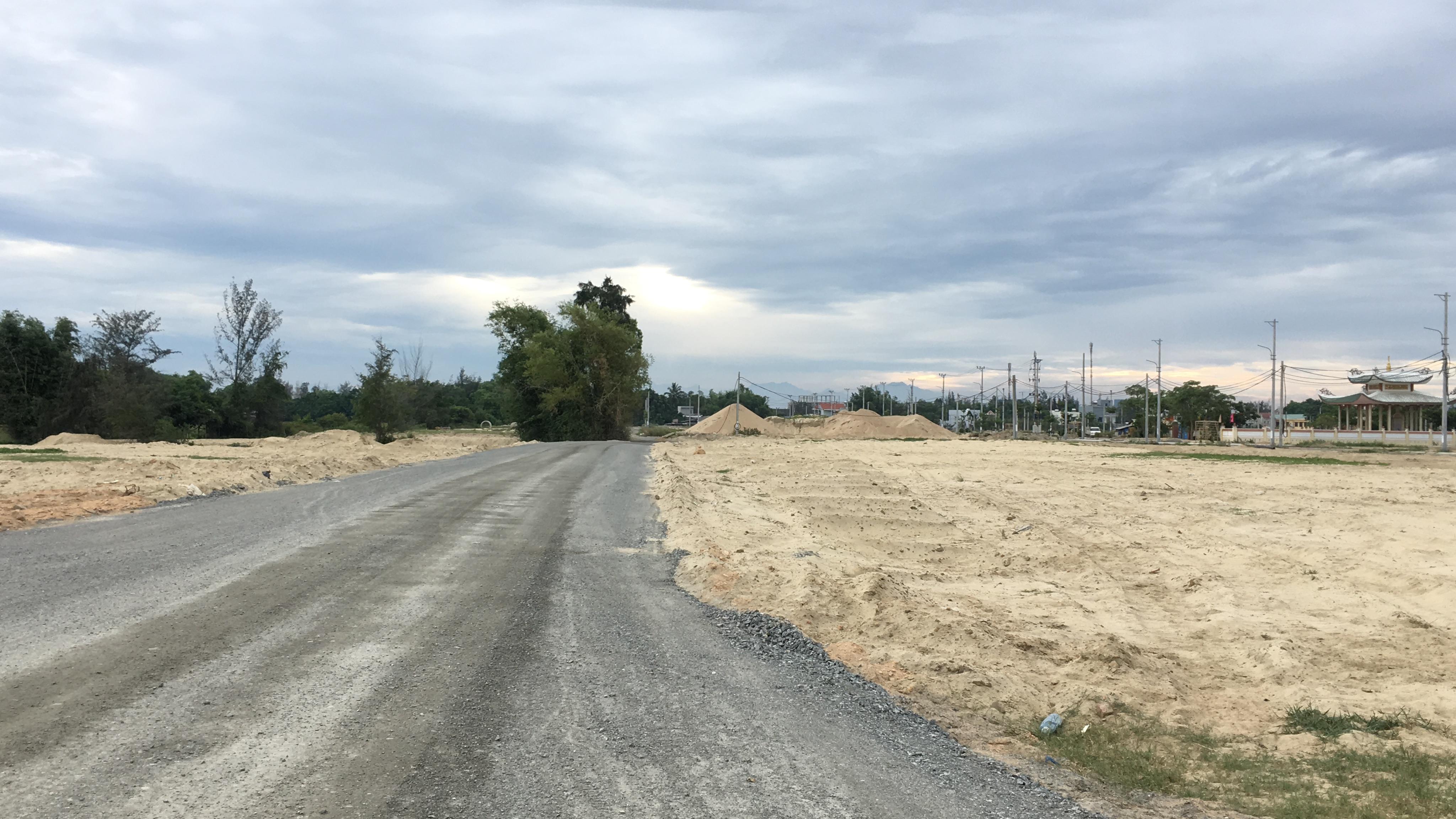 Quảng Nam: Dự án Rosa River Complex hạ tầng dang dở đã bán thu tiền cọc? - Ảnh 5.