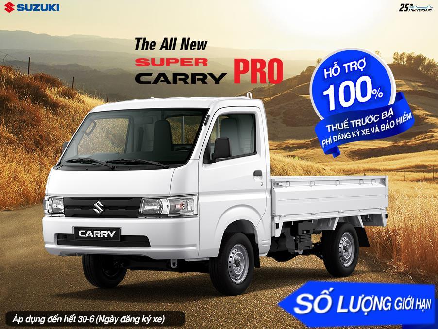 Cơ hội vàng mua ô tô Suzuki nhập khẩu nhận ngay hỗ trợ lệ phí trước bạ trong tháng 6 - Ảnh 3.