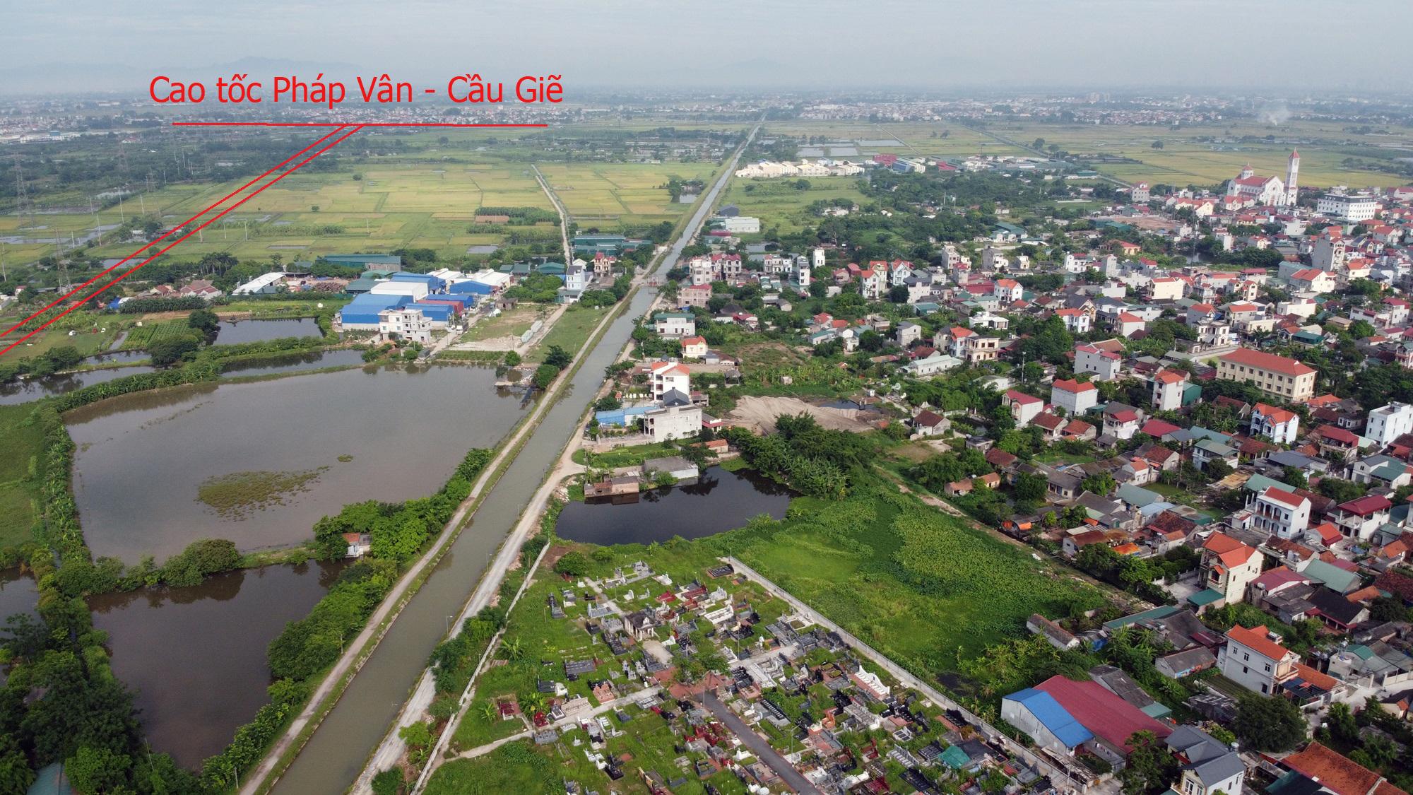 Cầu sẽ mở theo qui hoạch ở Hà Nội: Toàn cảnh vị trí làm cầu Mễ Sở nối Văn Giang - Thường Tín - Ảnh 5.