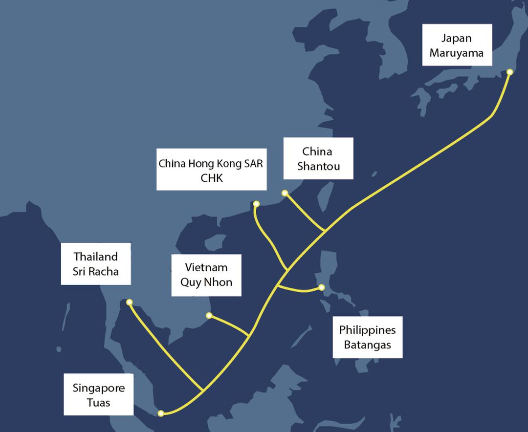 Việt Nam sắp có tuyến cáp quang biển ADC với dung lượng gấp 3 lần APG - Ảnh 1.