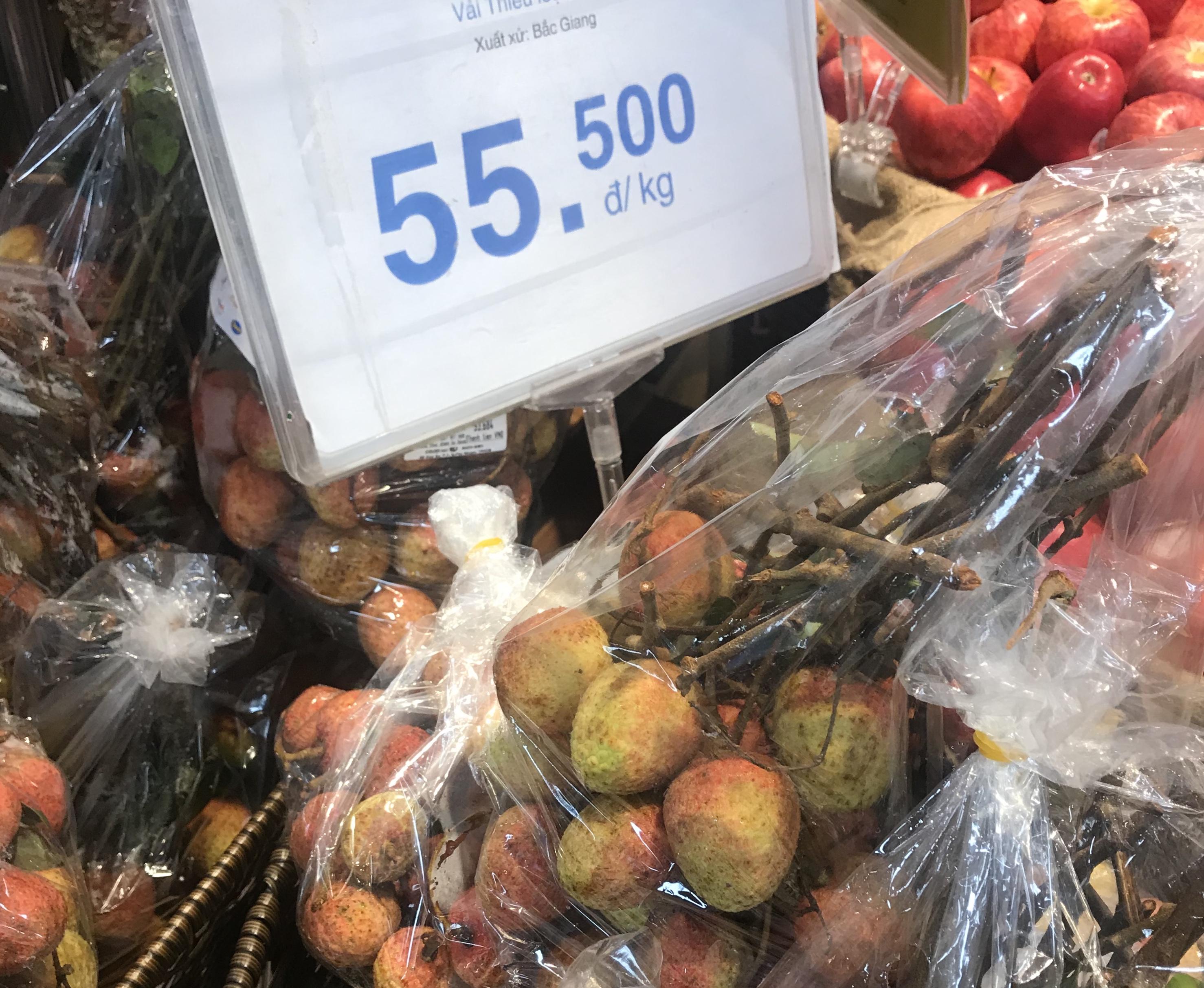Bắc Giang đã tiêu thụ gần 17.000 tấn vải thiều, chuẩn bị đưa trái vải lên sàn thương mại điện tử - Ảnh 1.