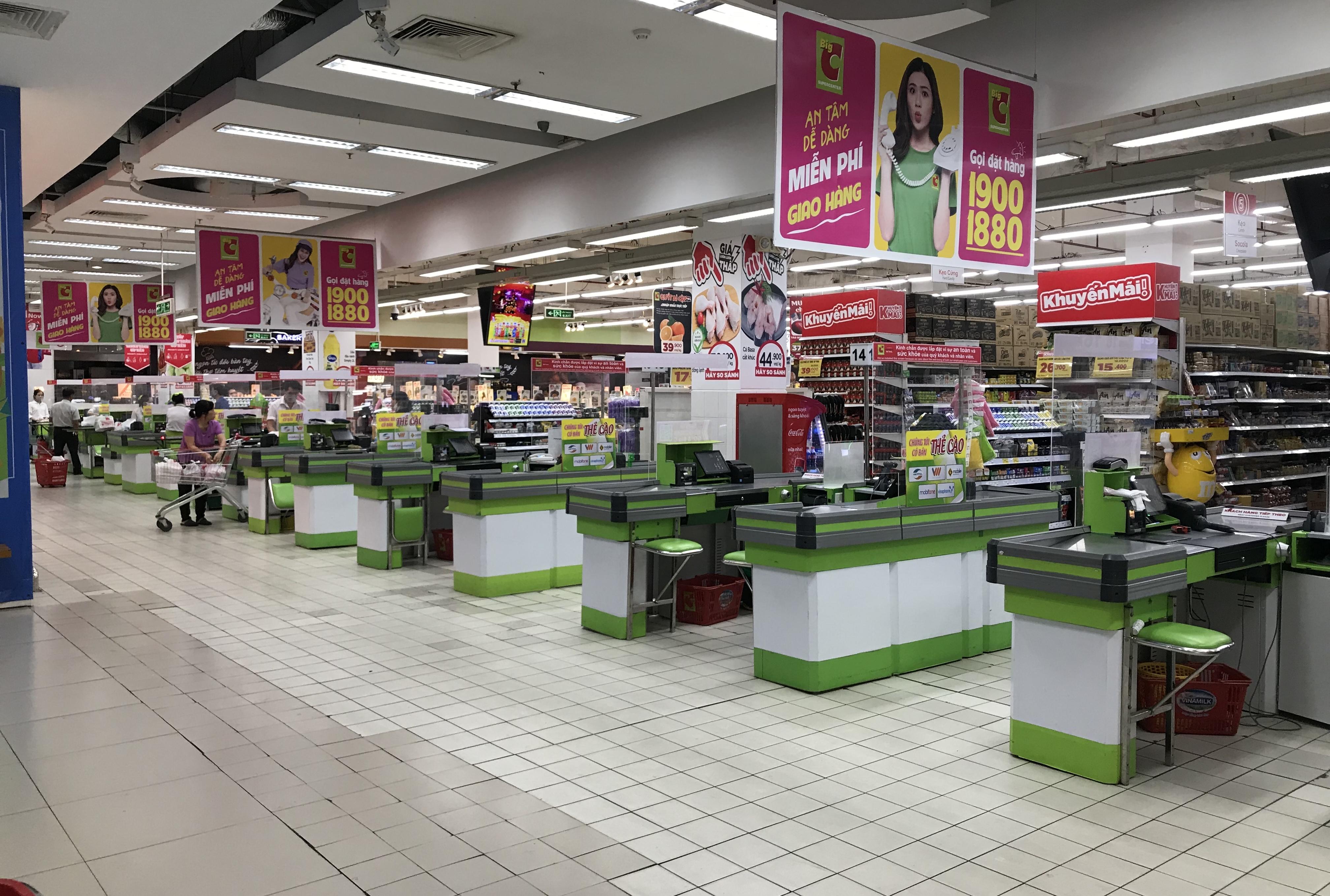 Big C miền Đông bất ngờ thông báo đóng cửa, người tiêu dùng sững sờ, siêu thị vắng lặng chiều nay - Ảnh 10.