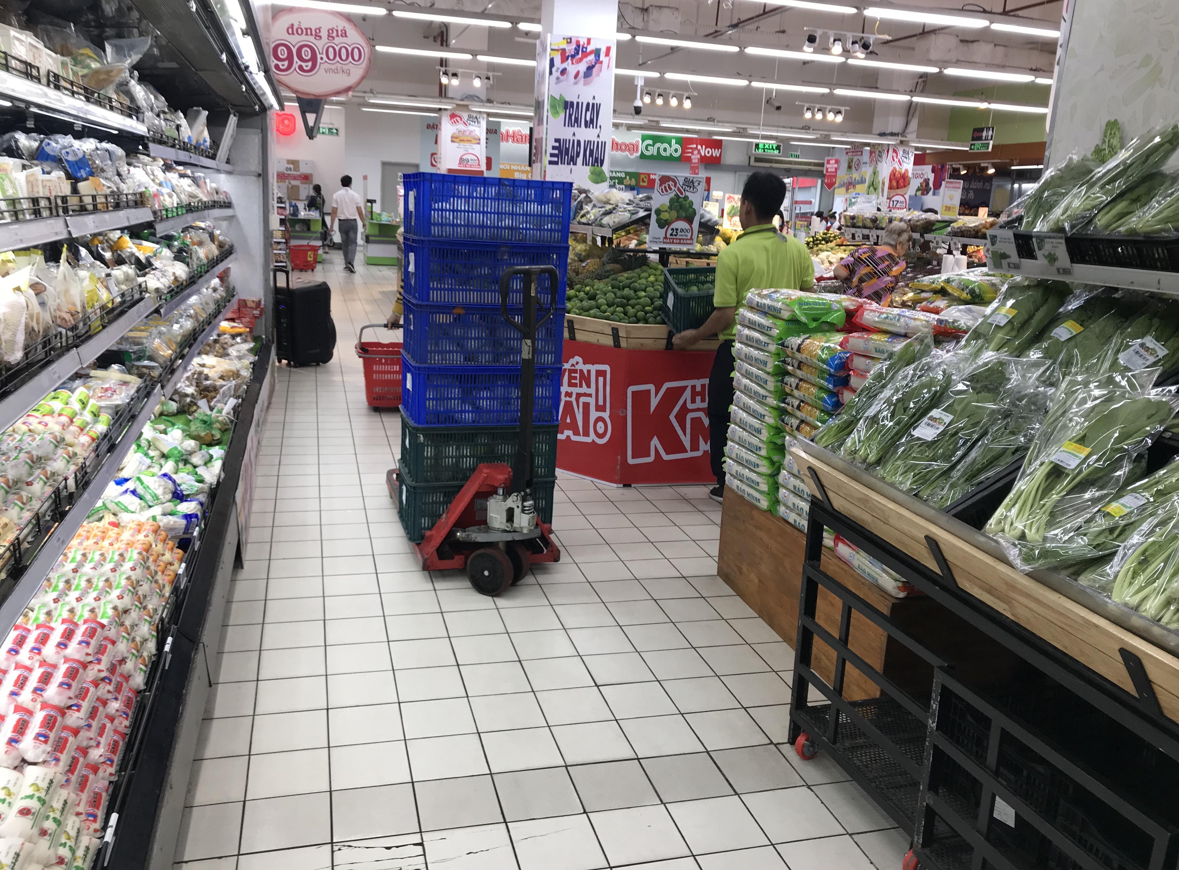 Big C miền Đông bất ngờ thông báo đóng cửa, người tiêu dùng sững sờ, siêu thị vắng lặng chiều nay - Ảnh 13.