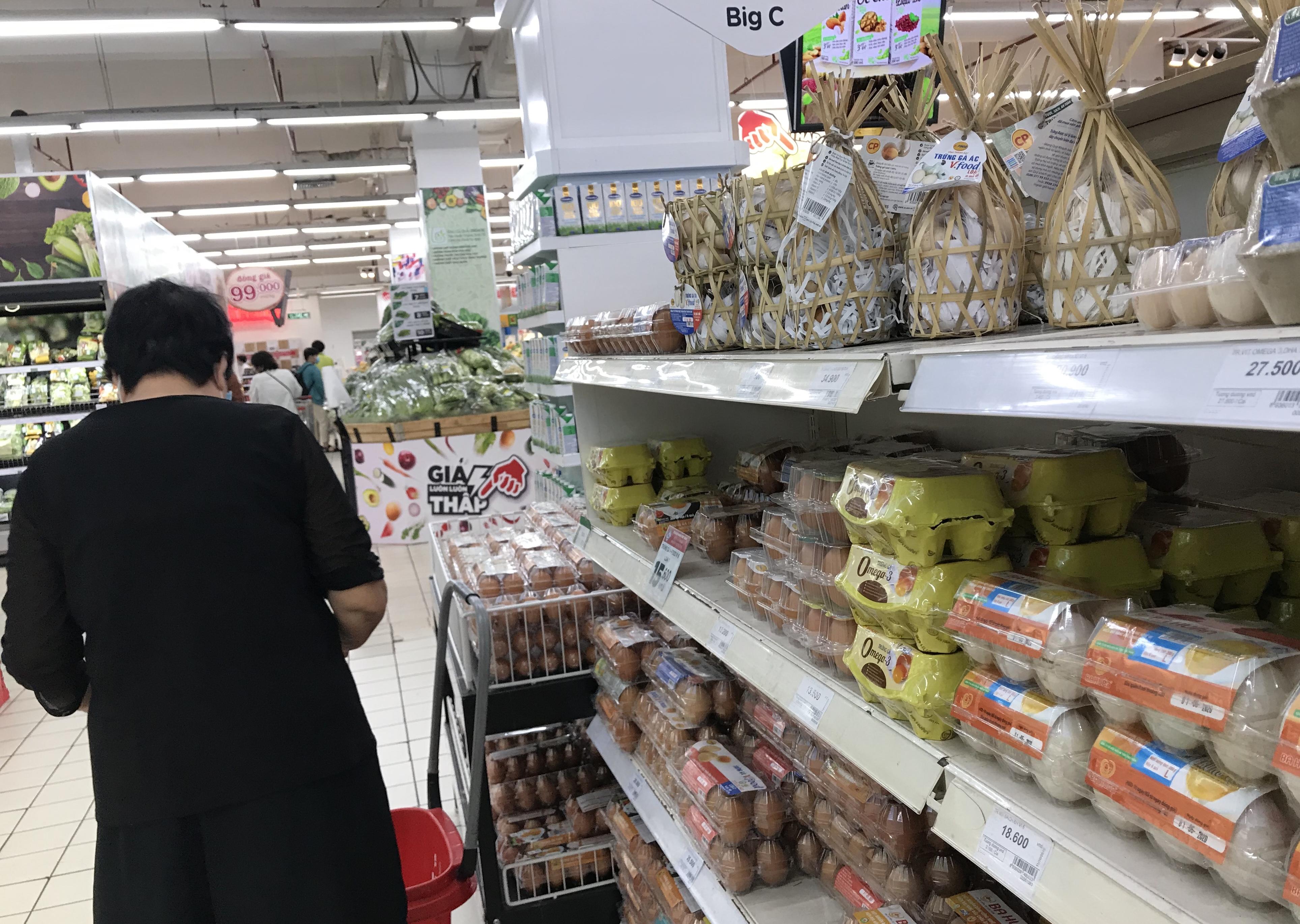 Big C miền Đông bất ngờ thông báo đóng cửa, người tiêu dùng sững sờ, siêu thị vắng lặng chiều nay - Ảnh 6.