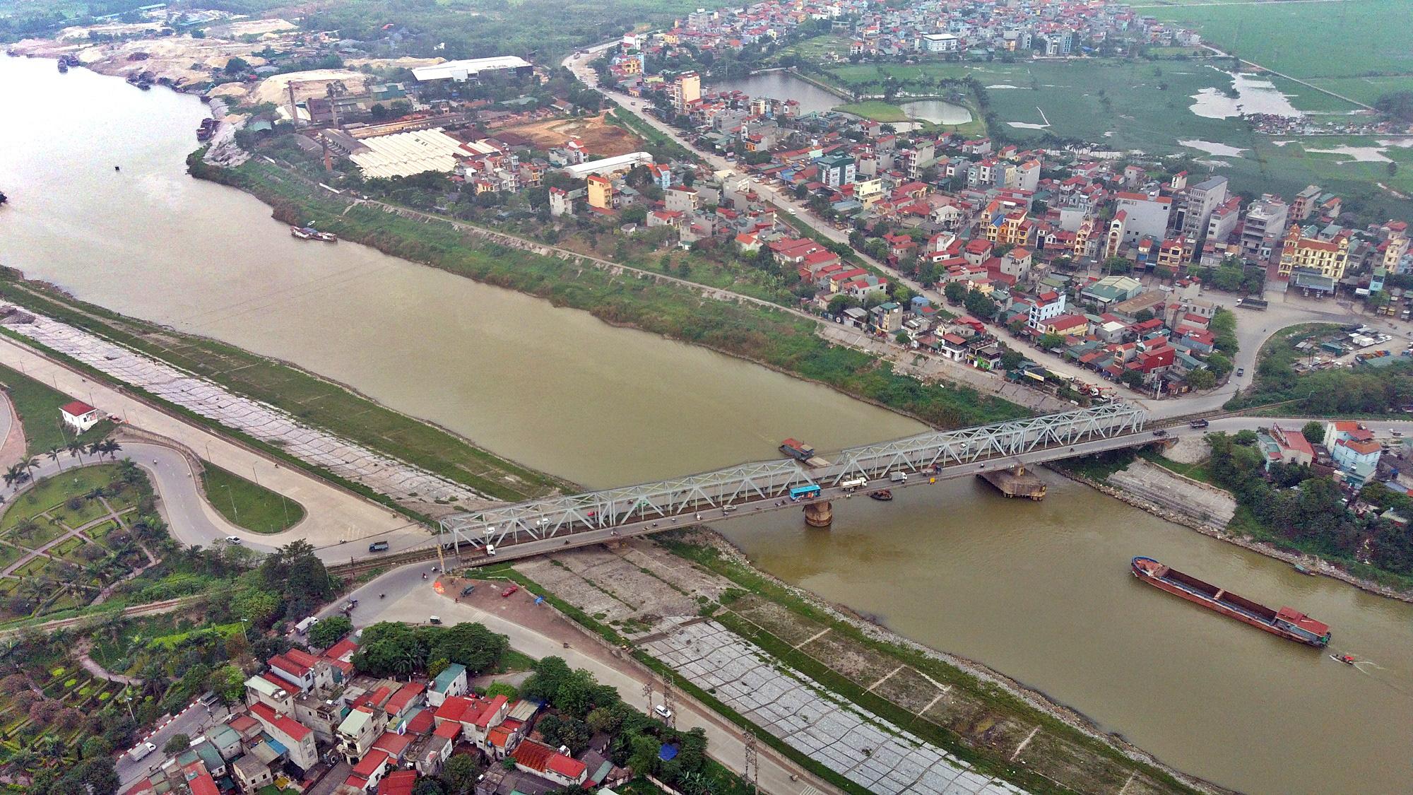 Đề xuất xây dựng cầu Đuống mới nối quận Long Biên với huyện Gia Lâm theo hình thức đối tác công-tư - Ảnh 1.