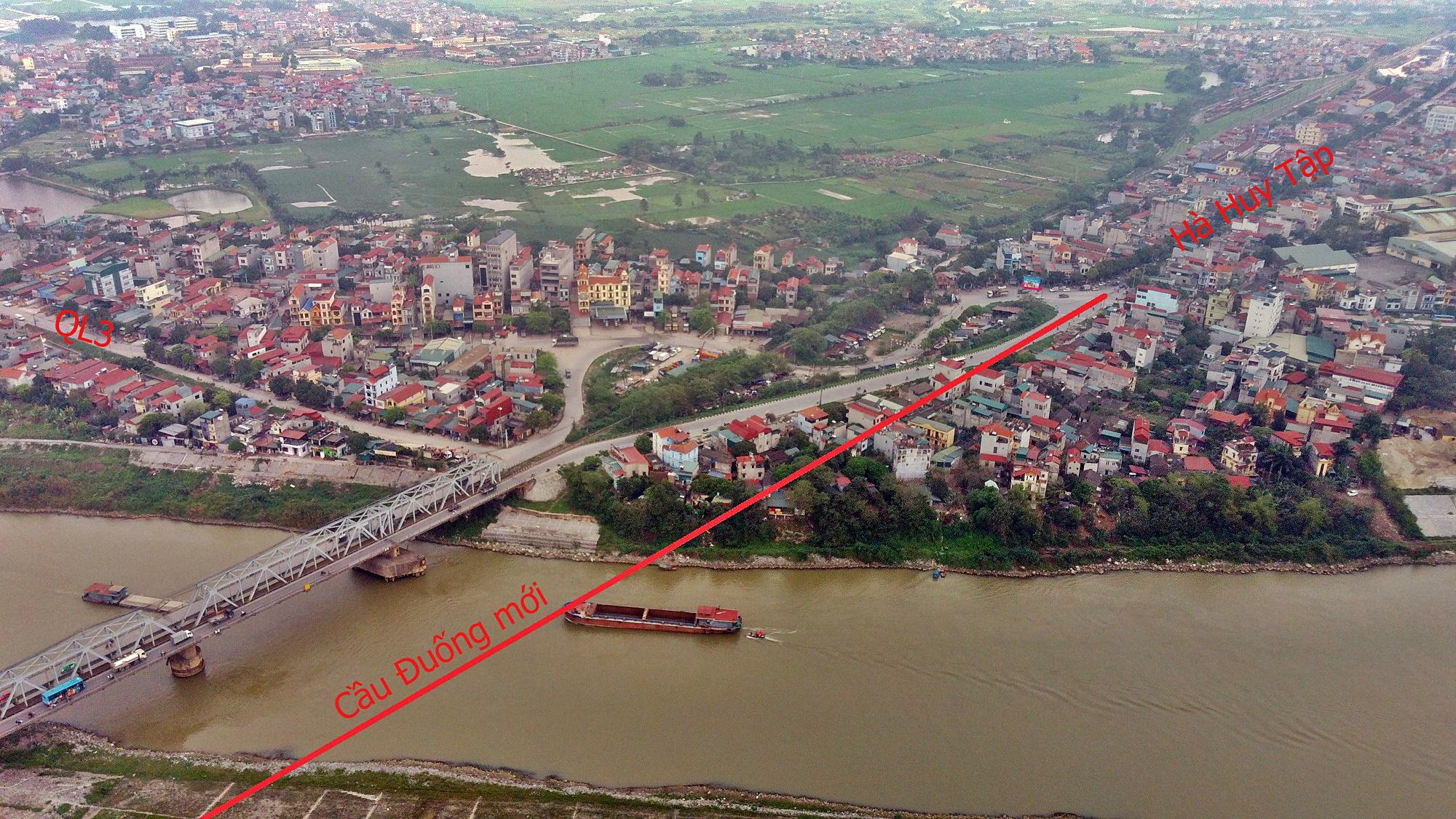 Đề xuất xây dựng cầu Đuống mới nối quận Long Biên với huyện Gia Lâm theo hình thức đối tác công-tư - Ảnh 2.