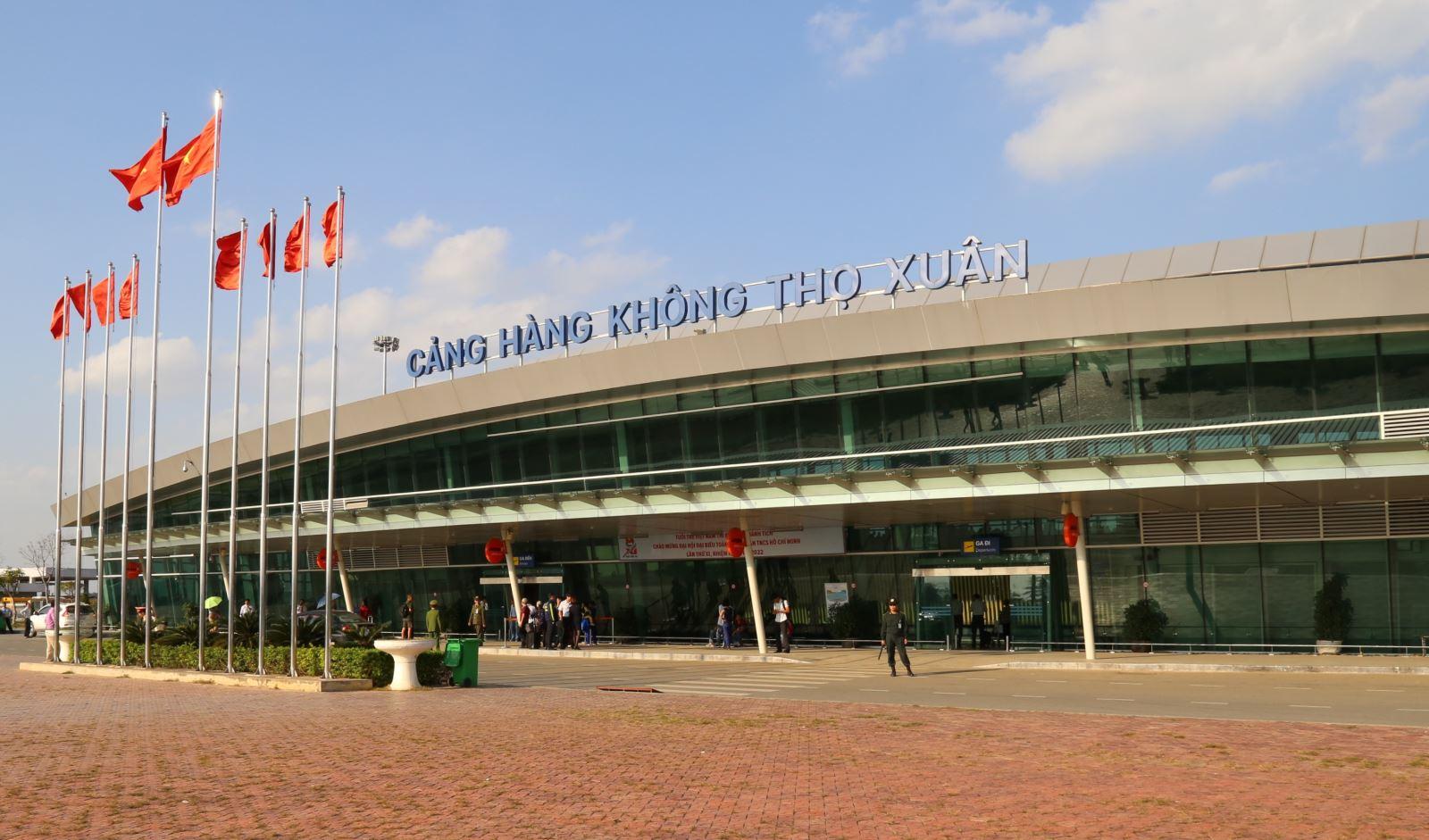 Phê duyệt Qui hoạch Cảng hàng không quốc tế Thọ Xuân - Ảnh 1.