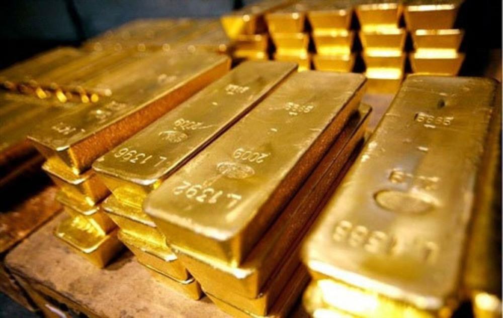 Giá vàng hôm nay 25/6: Vàng SJC bật tăng 350.000 đồng/lượng, vàng thế giới lên mức cao nhất trong 8 năm - Ảnh 2.