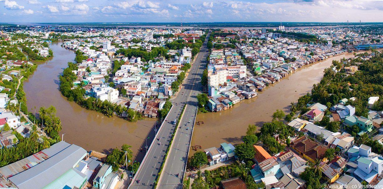 Mở rộng hai cầu trên Quốc lộ 1 qua Tiền Giang lên 4 làn xe, với tổng kinh phí 114 tỉ đồng - Ảnh 1.