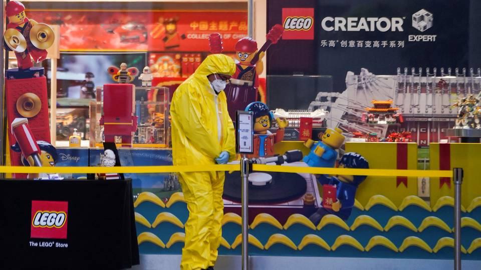 Bí kíp trở thành thương hiệu được yêu thích nhất thế giới của Lego - Ảnh 1.