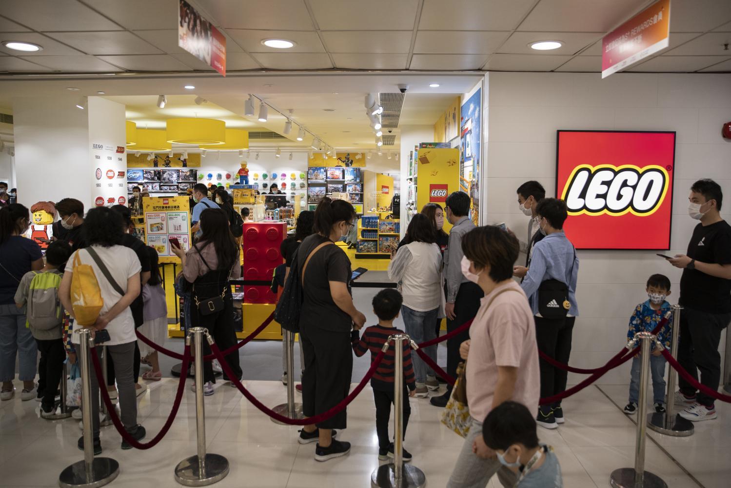 Bí kíp trở thành thương hiệu được yêu thích nhất thế giới của Lego - Ảnh 4.