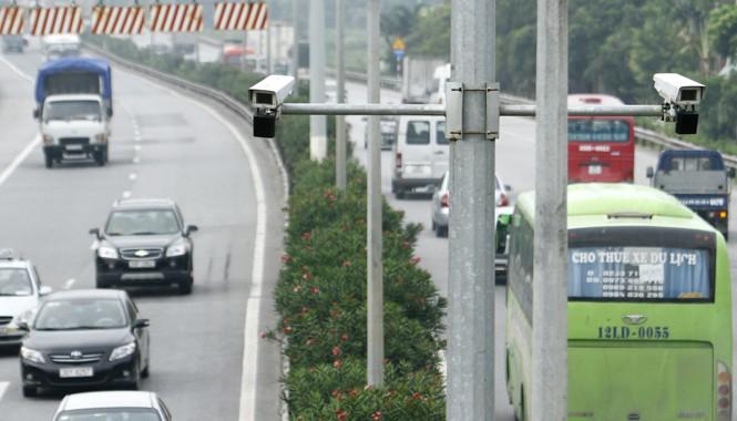 Thêm 110 camera giám sát giao thông trên cao tốc Nội Bài - Lào Cai - Ảnh 1.