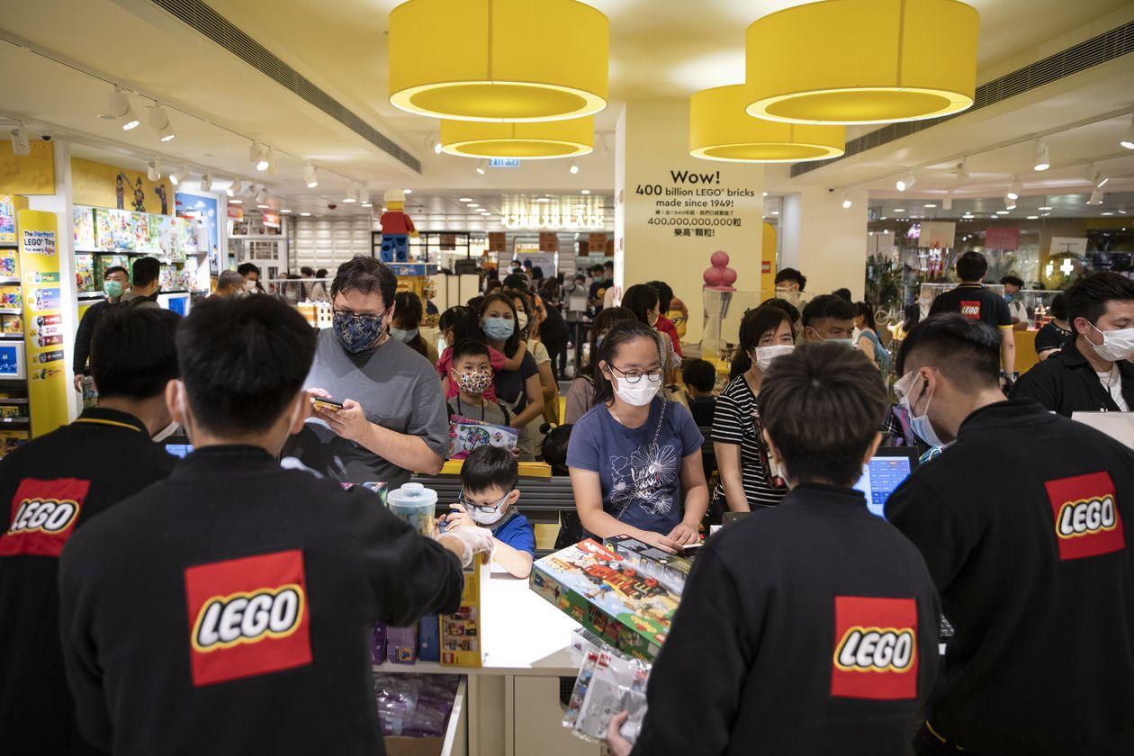 Bí kíp trở thành thương hiệu được yêu thích nhất thế giới của Lego - Ảnh 3.
