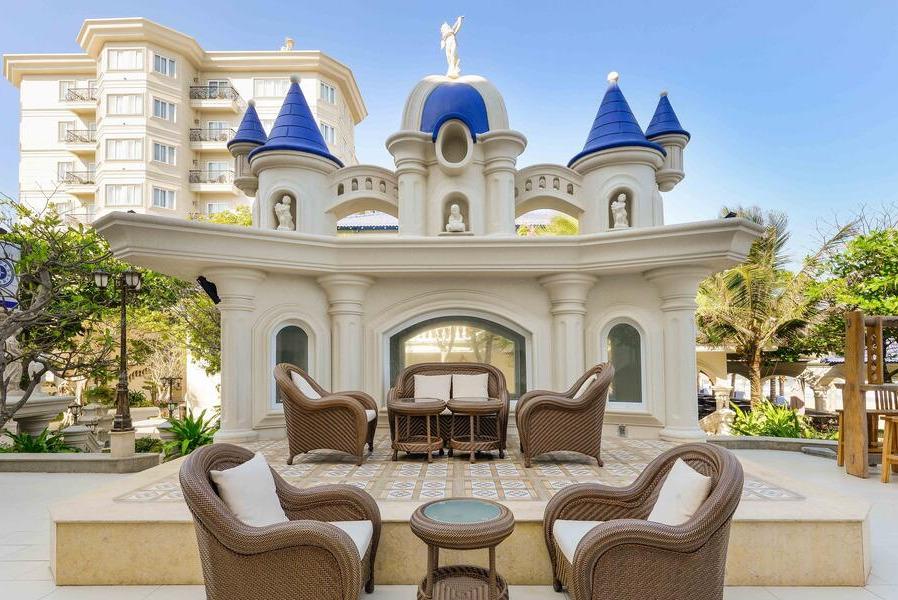 Giải mã hiện tượng 'resort Lan Rừng' - Địa Trung Hải thu nhỏ ở Vũng Tàu - Ảnh 1.