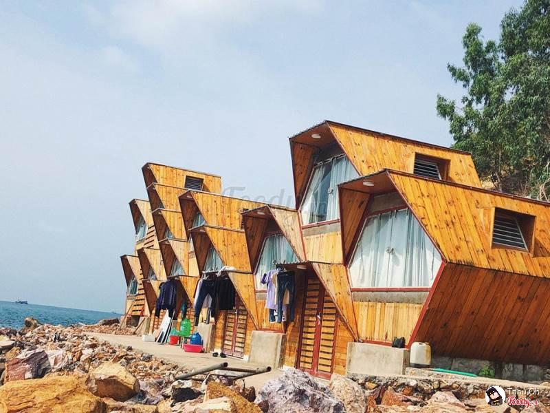 'Về vùng biển vắng' với những homestay tuyệt đẹp tại Nam Du - Ảnh 1.