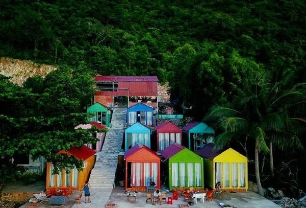 'Về vùng biển vắng' với những homestay tuyệt đẹp tại Nam Du - Ảnh 3.