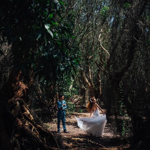 Sợ Vũng Tàu đông đúc, ghé ngay resort ở Hồ Tràm để hưởng thụ biển xanh - Ảnh 10.
