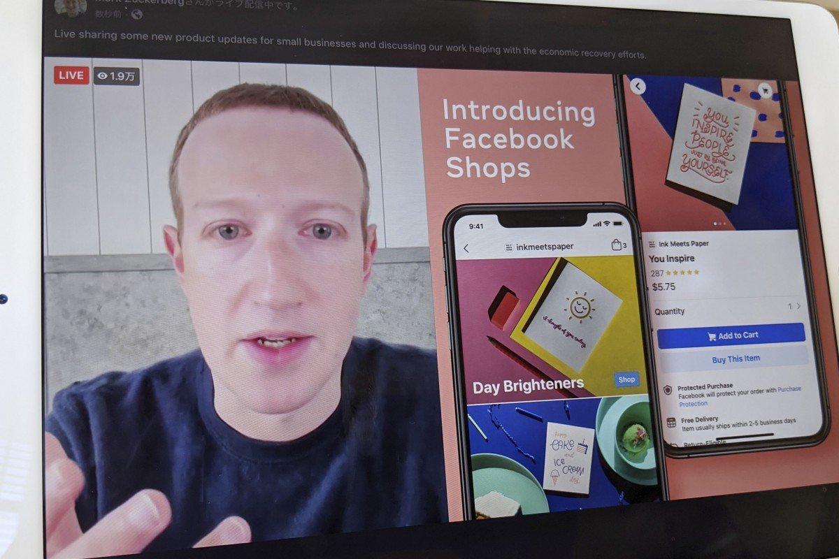 Facebook 'toan tính' gì khi ra mắt tính năng thương mại điện tử miễn phí Shops?  - Ảnh 2.