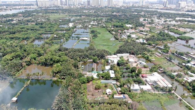 Bên trong 'siêu' đô thị bị qui hoạch treo gần 30 năm giữa lòng Sài Gòn - Ảnh 2.