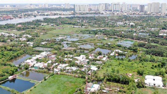 Bên trong 'siêu' đô thị bị qui hoạch treo gần 30 năm giữa lòng Sài Gòn - Ảnh 19.