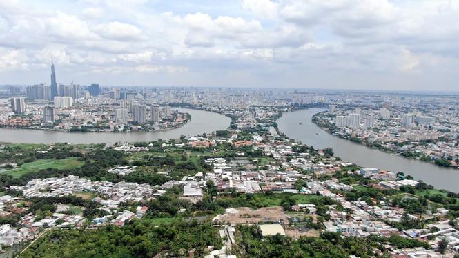 Bên trong 'siêu' đô thị bị qui hoạch treo gần 30 năm giữa lòng Sài Gòn - Ảnh 20.