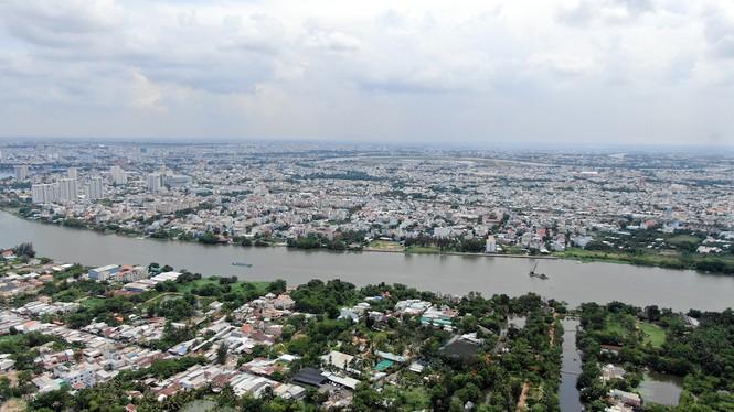 Bên trong 'siêu' đô thị bị qui hoạch treo gần 30 năm giữa lòng Sài Gòn - Ảnh 21.